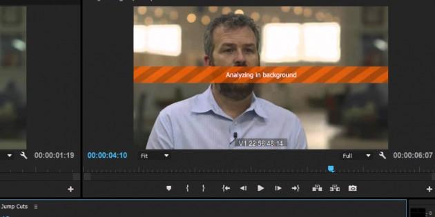 Morph Cuts bei Adobe Premiere Pro CC – Lizenz zum Betrügen?