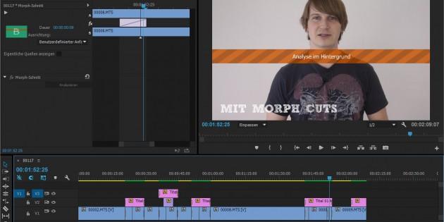 Video-Interviews mit Adobe Morph Cuts fälschen – Der Videobeweis